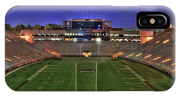 Doak Campbell Stadium IPhone Case