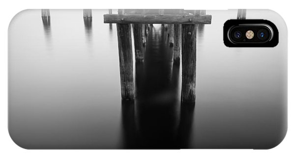 Dock At Twilight IPhone Case