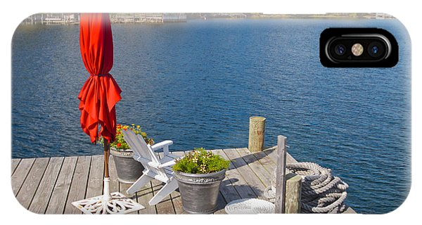 Dock By The Bay IPhone Case