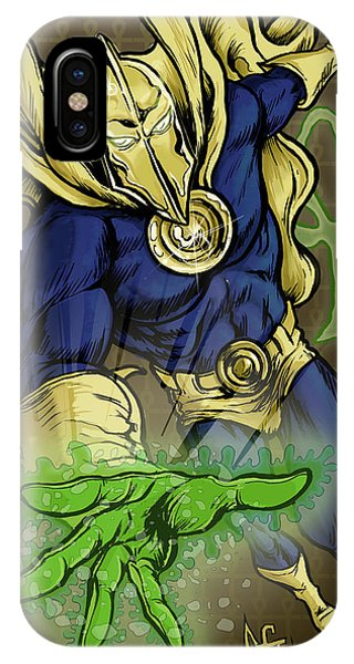 Doctor Fate IPhone Case