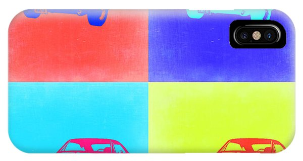 Dodge Charger Pop Art 1 IPhone Case