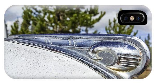 Dodge Truck Hood Orniment IPhone Case
