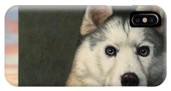 Dog-nature 9 IPhone Case