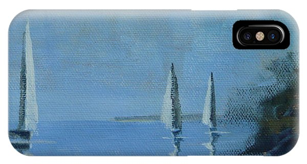 Doldrums IPhone Case