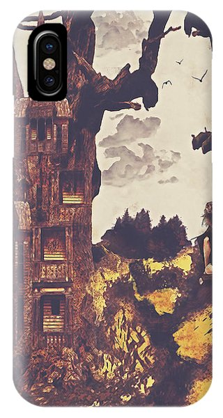 Dollhouse Forest Fantasy IPhone Case