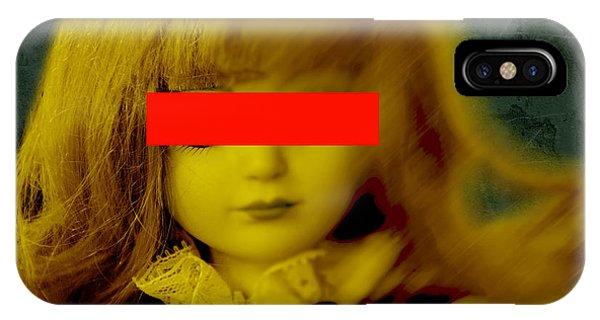 Dolls 22 IPhone Case
