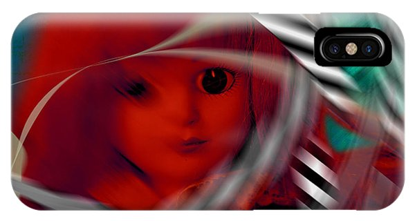 Dolls 31 IPhone Case