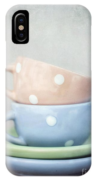 Beverage iPhone Case - Dolls China by Priska Wettstein