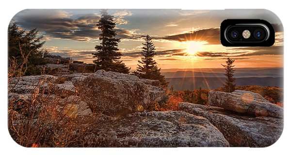 Dolly Sods Morning IPhone Case