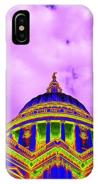 Dome Estic IPhone Case