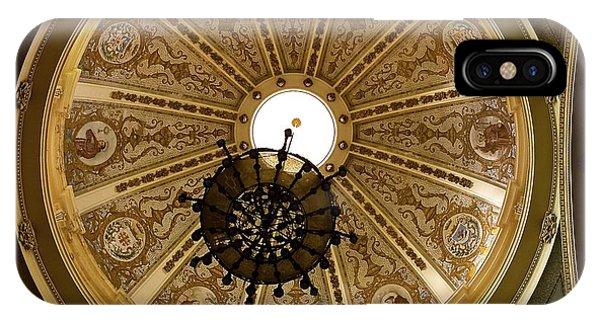 Dome Of St. Francis De Paul IPhone Case