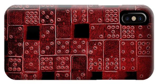 Dominos I IPhone Case