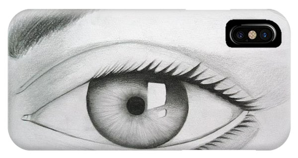 Donate Your Eyes Phone Case by Tanmay Singh