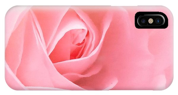 Donation Rose IPhone Case