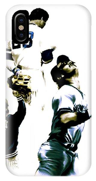 Donnie Baseball  Don Mattingly IPhone Case