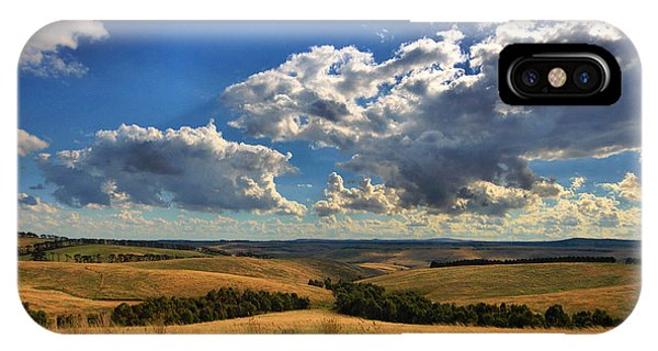 Donny Brook Hills IPhone Case