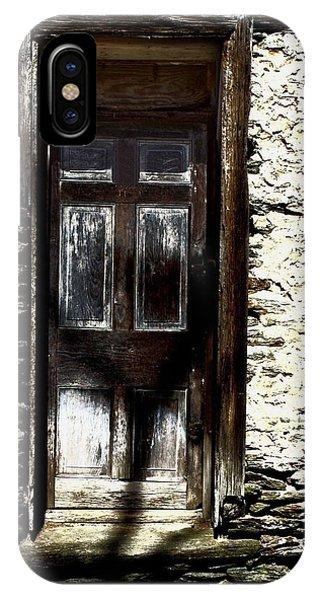 Door 3769 IPhone Case