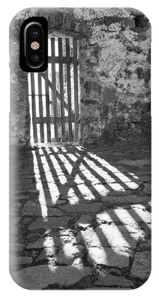 Door In The Sun IPhone Case