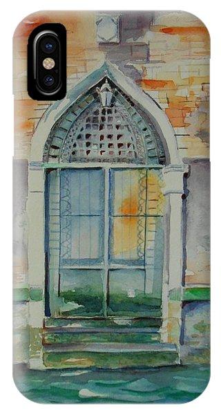 Door In Venice-italy IPhone Case