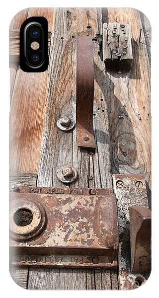 Door Knob IPhone Case