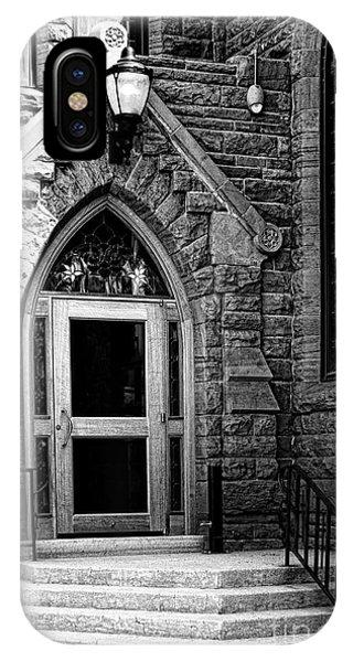 Door To Sanctuary Series Image 3 Of 4 IPhone Case