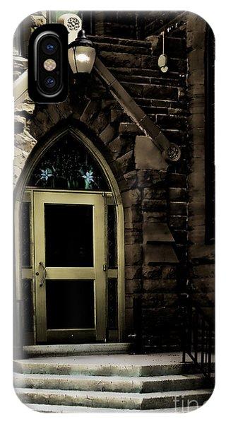 Door To Sanctuary Series Image 4 Of 4 IPhone Case