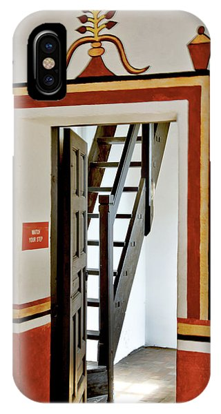 Door To Stairs IPhone Case