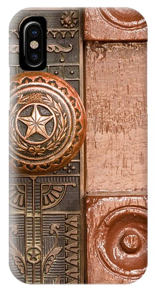 Door To Texas State Capital IPhone Case