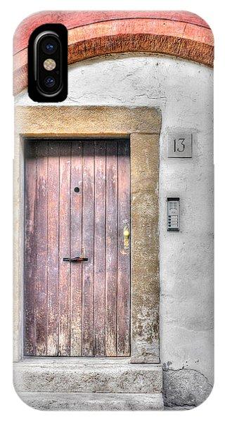 Doorway 13 IPhone Case