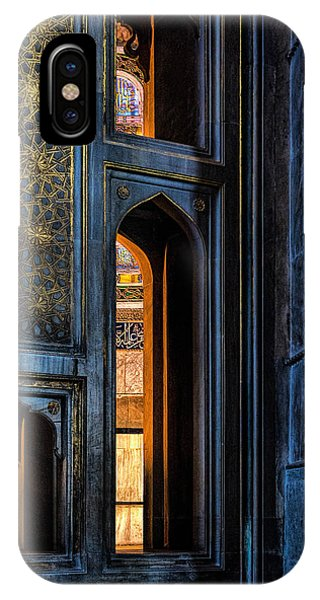 Doorway In The Blue Mosque IPhone Case