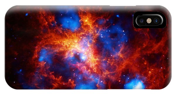 Doradus Nebula IPhone Case