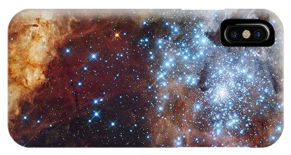 Doradus Nebula IPhone Case