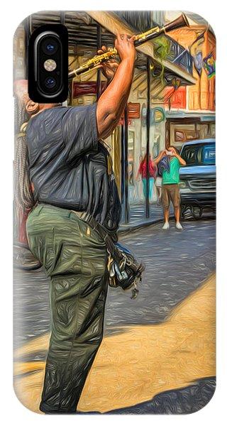 Steve Harrington iPhone Case - Doreen Ketchens - Paint by Steve Harrington