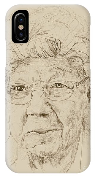 Doris IPhone Case