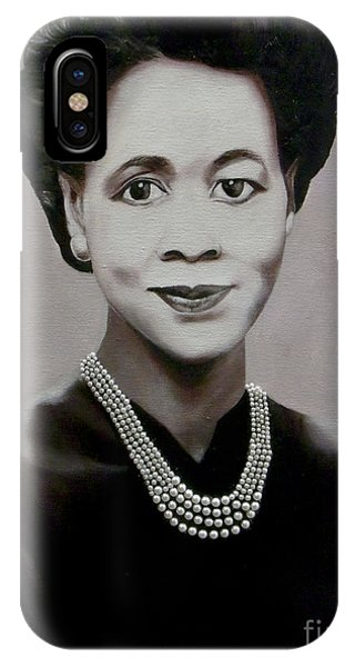 Dorothy Height IPhone Case