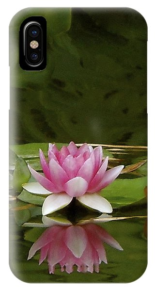 Double Lily IPhone Case