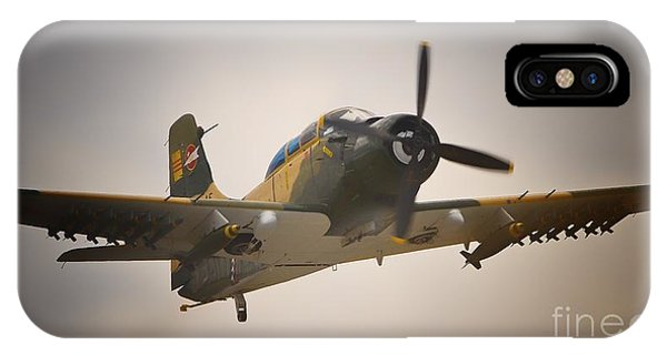 Douglas A-1 Skyraider IPhone Case