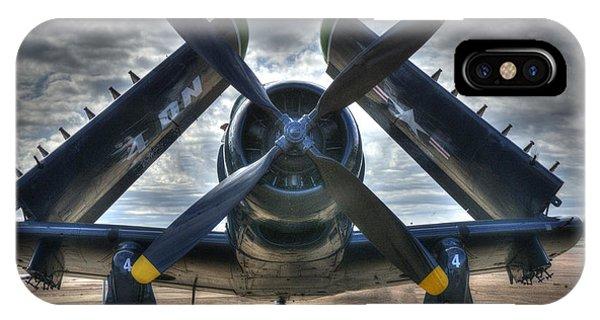 Douglas A1- E Skyraider IPhone Case