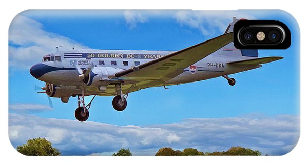 Douglas Dc3 IPhone Case