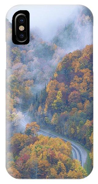 North Carolina iPhone Case - Down Below by Chad Dutson