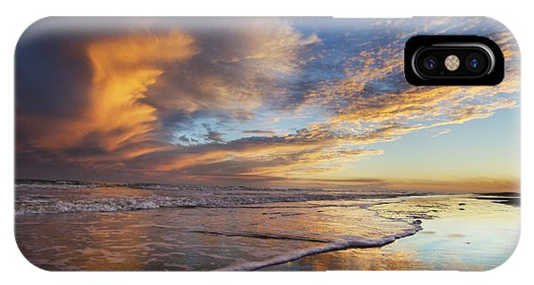 Down By The Seaside IPhone Case