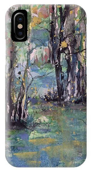 Down The Bayou IPhone Case