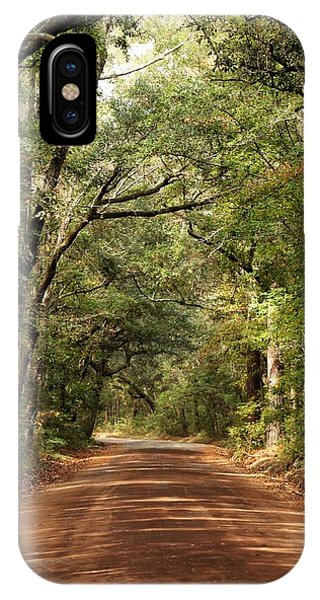Down The Road A Piece  Phone Case by Kim Thompson