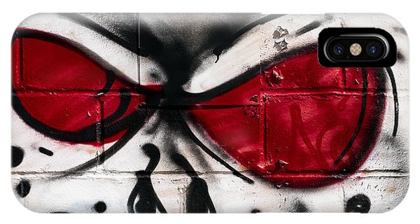 Street Art IPhone Case