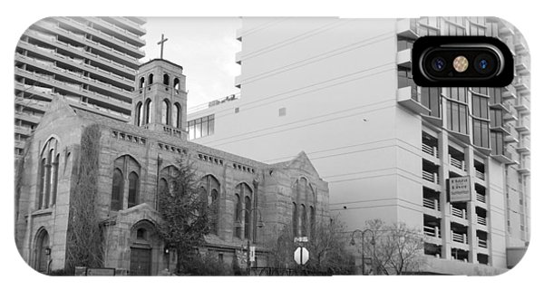 Downtown Church  IPhone Case