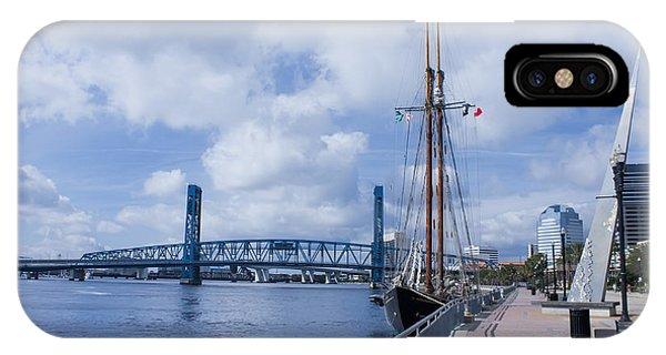 Downtown Jacksonville Florida IPhone Case