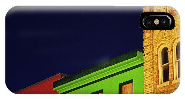 Downtown Owen Sound IPhone Case