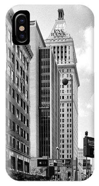 Downtown Phone Case by Pedro Fernandez