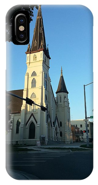 Downtown Worship IPhone Case