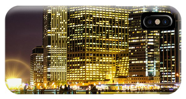 Downtown Lights IPhone Case